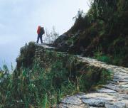 Inca Trail- Highway paths