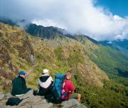 Inca Trail- Landscape