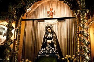 La Virgen de los Dolores (Our Lady of Sorrows) Ayacucho