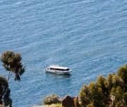 Boat trip- Titicaca Lake