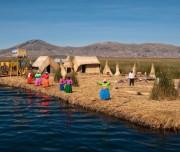 Puno Islands