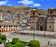 Puno-Plaza de Armas