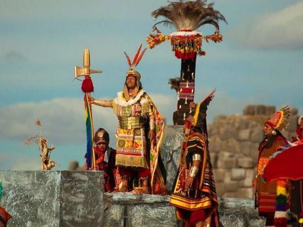 Inti Raymi, Inca's Celebration